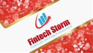 fintech storm logo